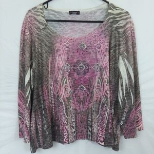 Womens top by cocomo size xl
